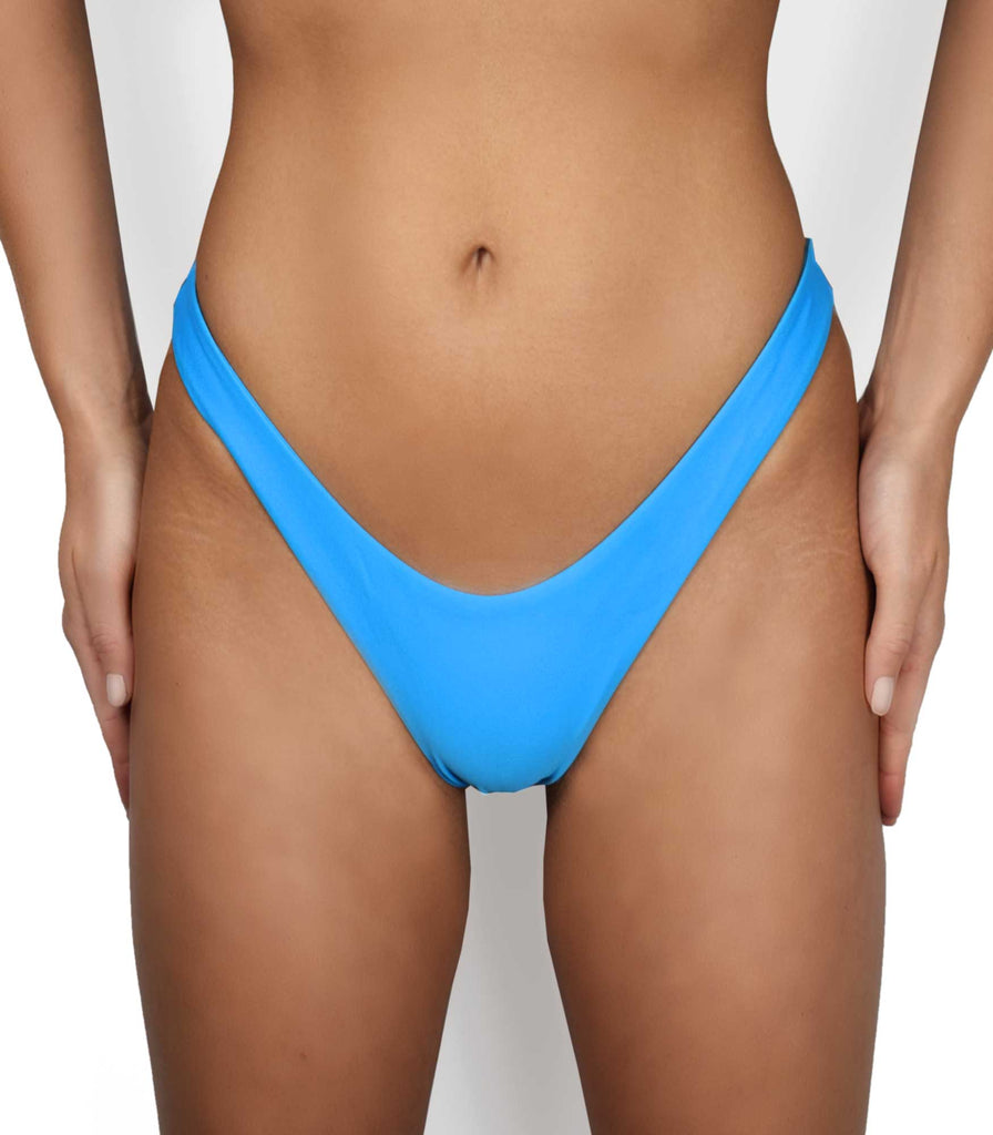 Baltic Bottoms Sea Blue - Trukini Swimwear @trukiniswim trukini.com