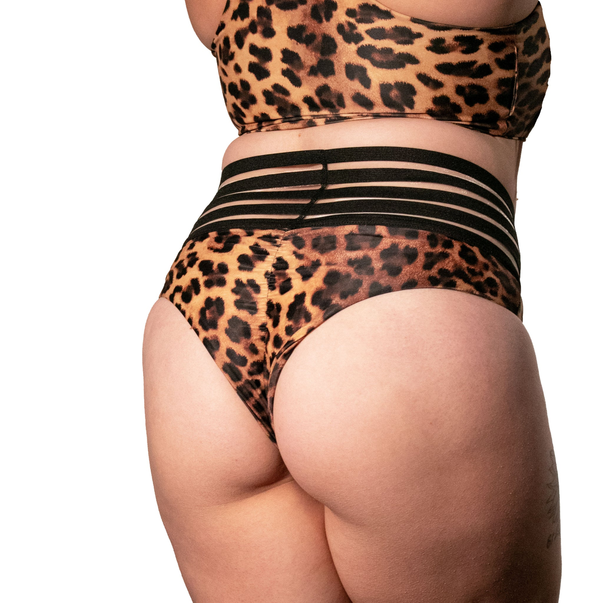 Leopard Catalina Bottoms