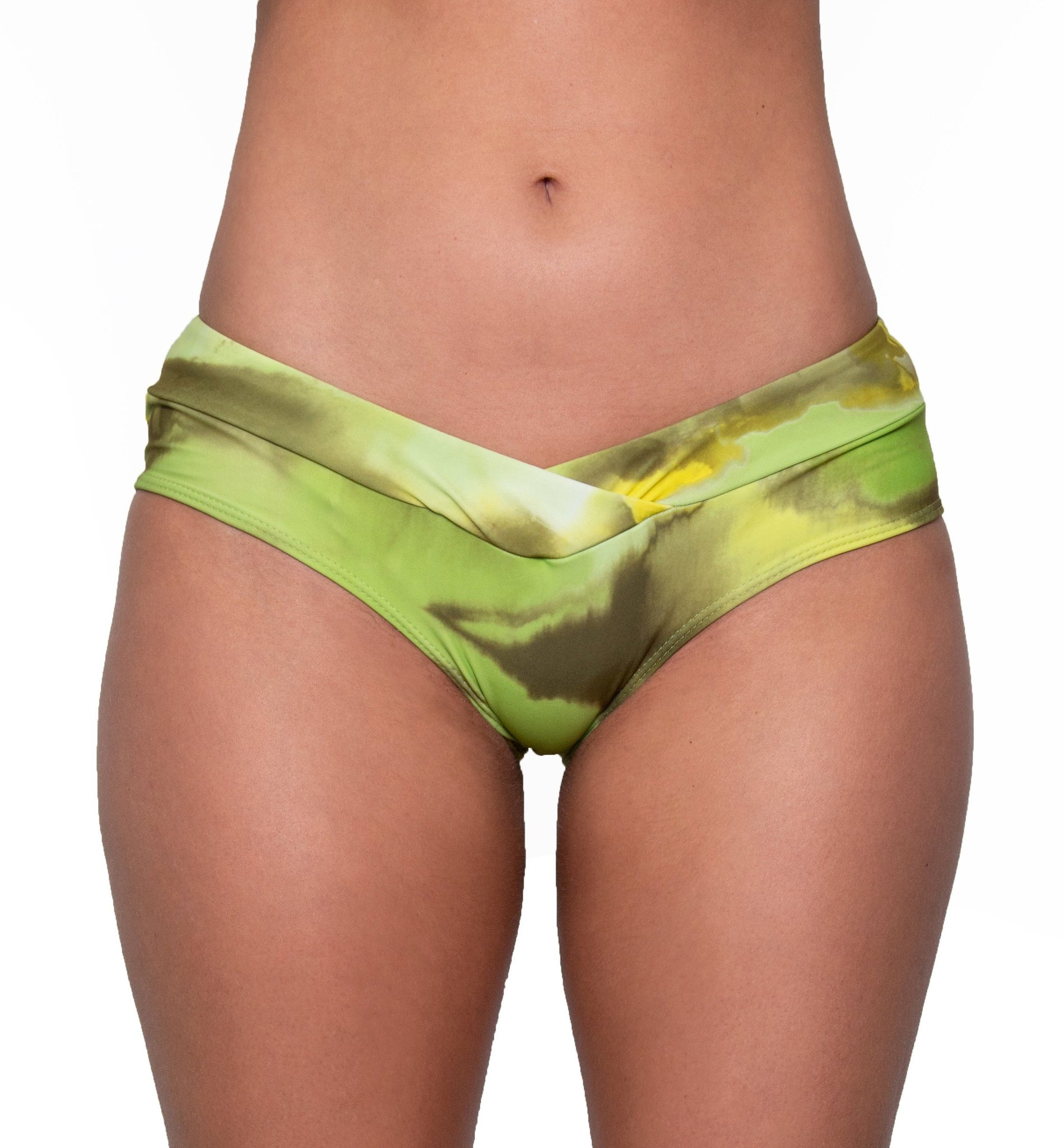 "Key Lime Pie ""V"" Short"