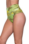 Key Lime Pie High Waisted Short