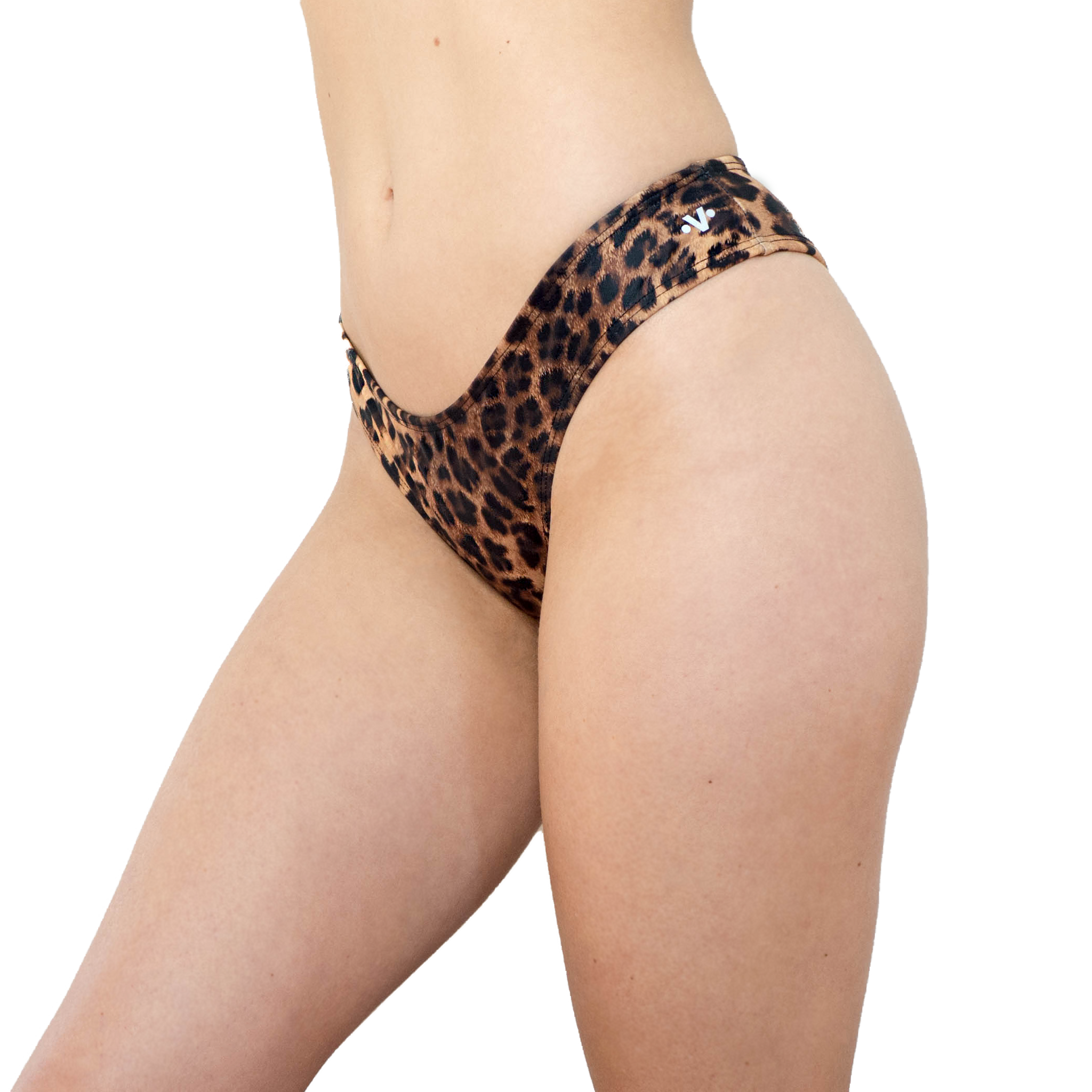"Leopard ""Cheeky"" Bottom"