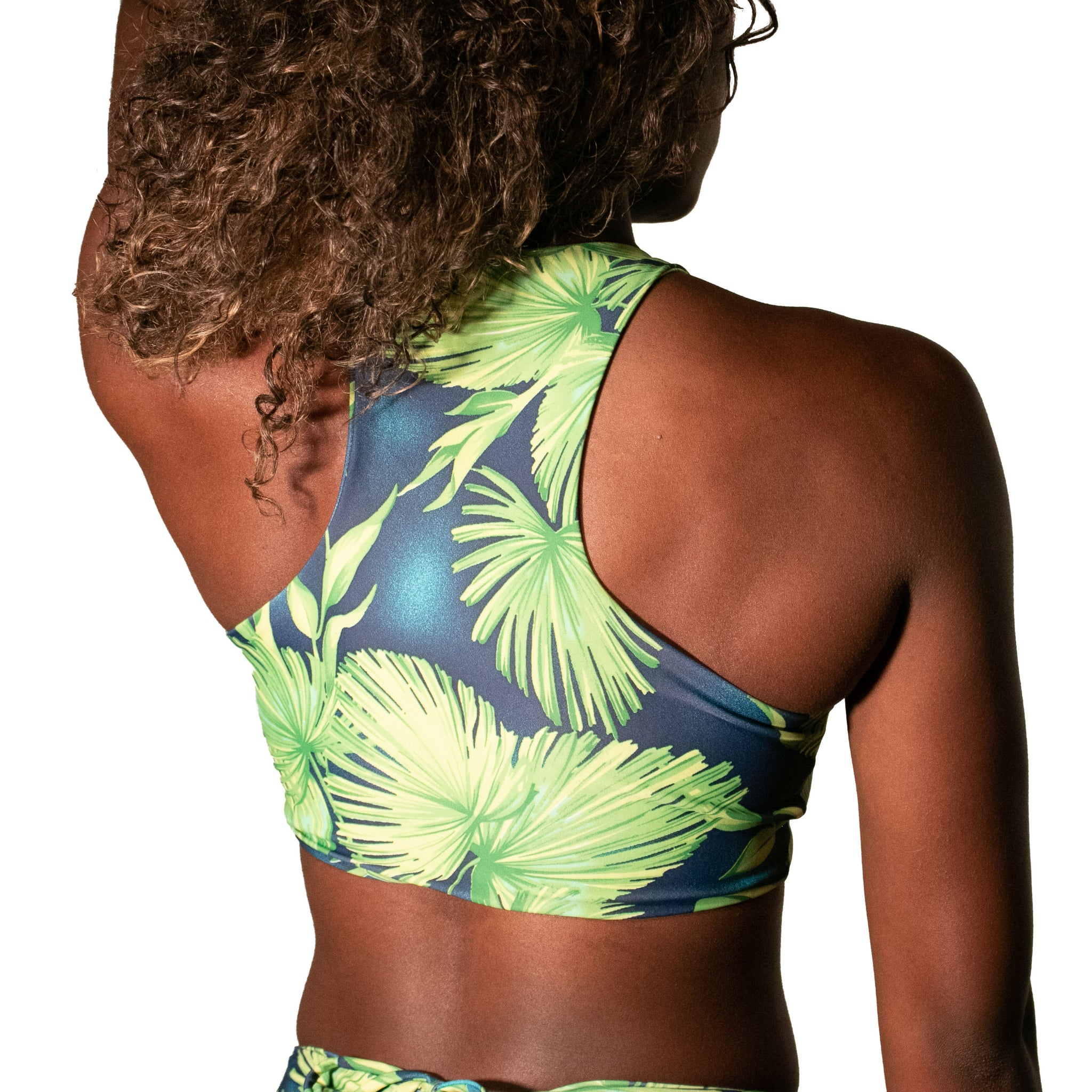 Malibu Top - TropiCali Print