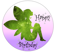Edible Cake Fairy | Cake Topper Fairies | Fairy Cake Decoration