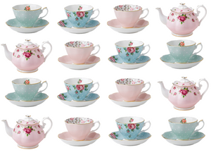 Teacups cupcake picks
