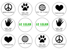 Go Vegan For...