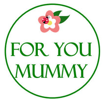 For You Mummy Cupcake Toppers