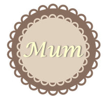 Doily Toppers | Edible Gift For Mum