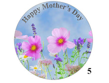 Edible Flower Print | Mother's Day Cake Topper