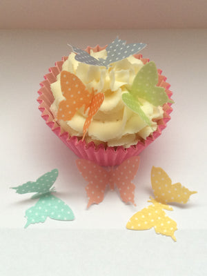 butterfly cupcake toppers uk