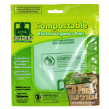 Tuff Guy sacs compostables pk6