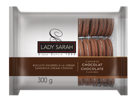 Lady Sarah biscuits sandwich chocolat 300g