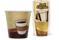 Café Express goblets isolants 10oz pk15