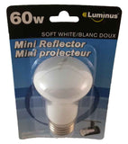 Ampoule mini projecteur 60w blanc doux - Dollar Royal