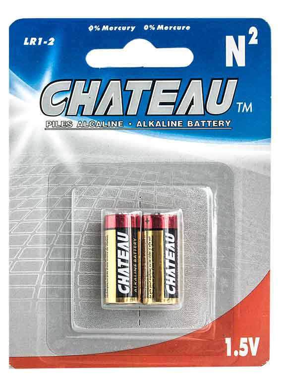 Batterie alcaline 1,5 volts (LR1-2) - Dollar Royal
