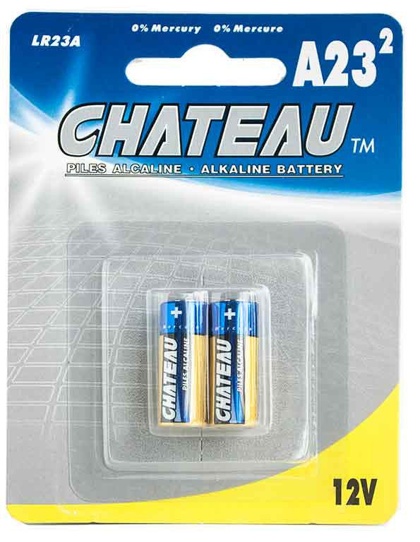 Batterie alcaline 12 Volts (LR23A) - Dollar Royal