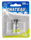Pile AAA 1,2 volts rechargeable (nc24-2)