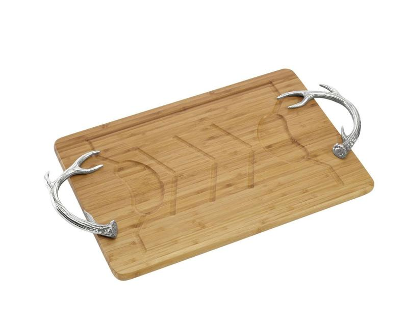 Antler Carving Board from Arthur Court Designs