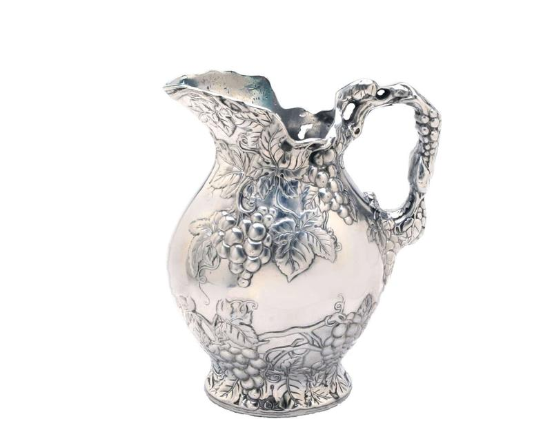Grape Pitcher from Arthur Court Designs