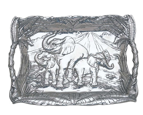Clutch Tray - Elephant From Arthur Court Designs