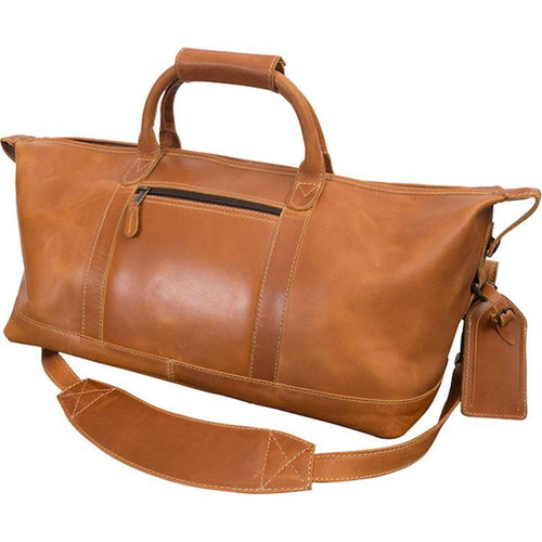 Boulder Canyon Duffel Bag by Canyon Leather