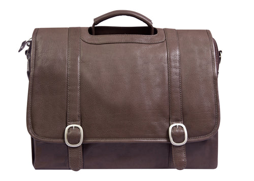 Willow Rock Computer Briefcase by Canyon Leather