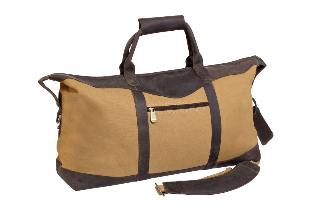 Utah Canyon Duffel by Canyon Leather