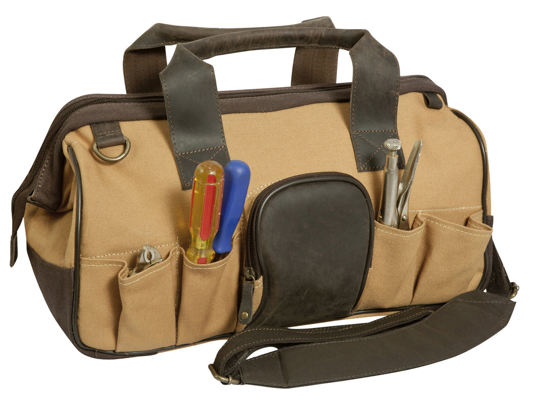 Big Sky Tool Bag by Canyon Leather
