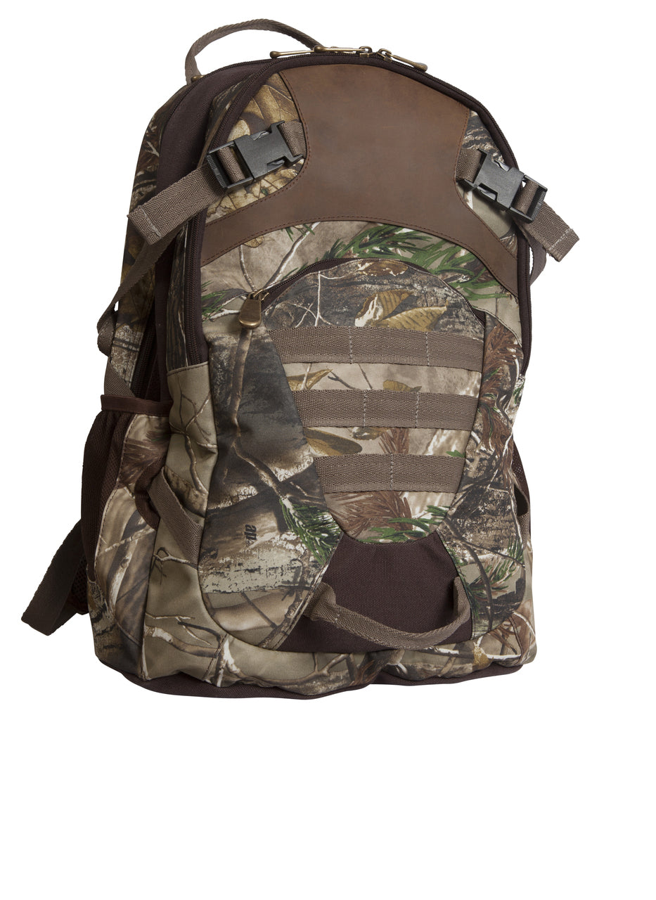 REALTREE Camo Backpack by Canyon Leather