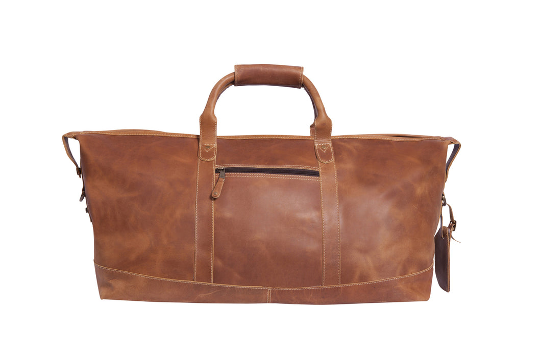 Little River Duffel by Canyon Leather