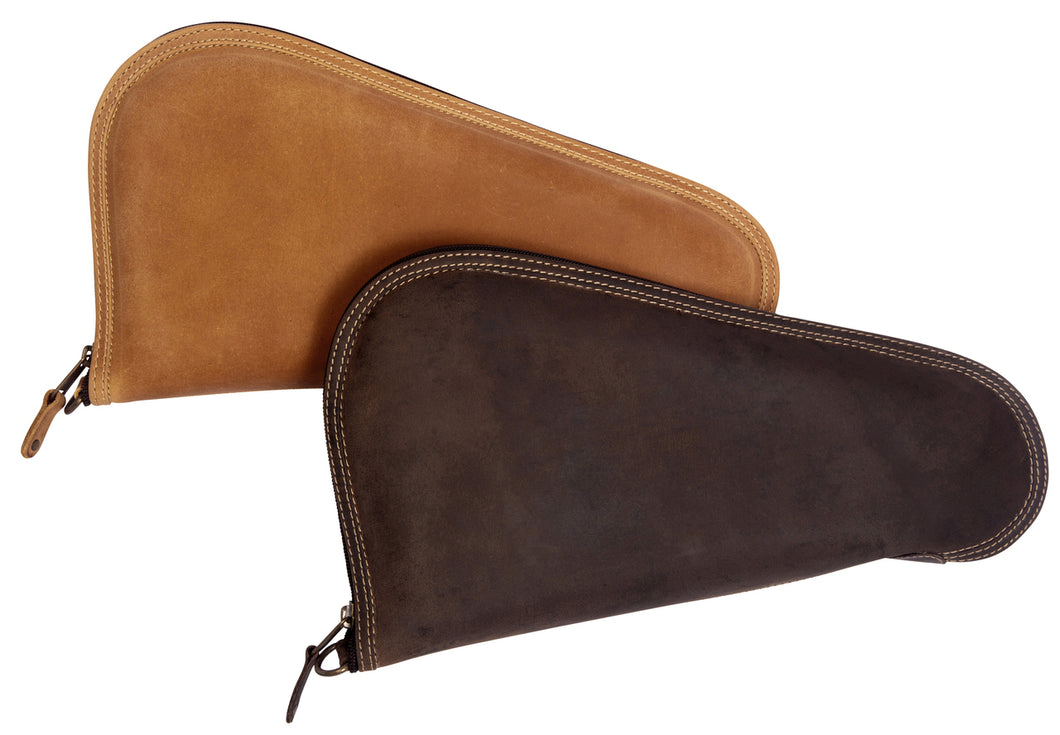 Deadwood Pistol Case by Canyon Leather
