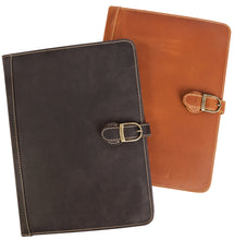 Lee Canyon Meeting Folder/Media Holder by Canyon Leather