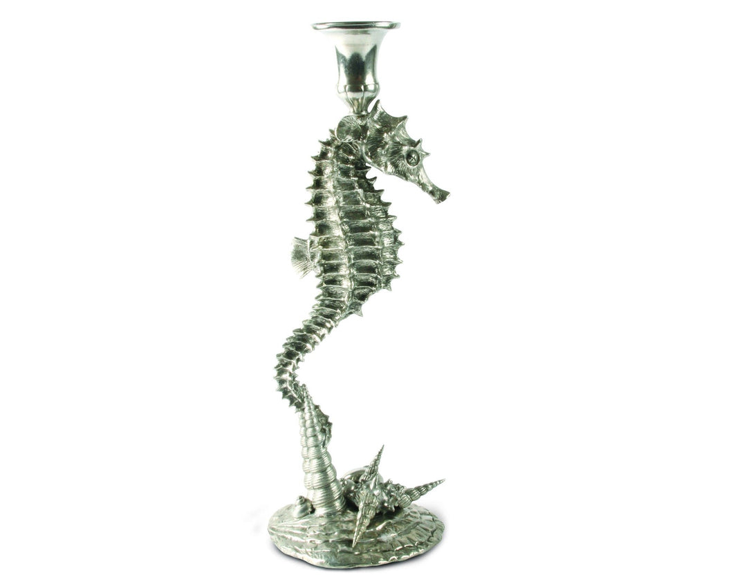 Candle Holder - Sea Horse from Vagabond House