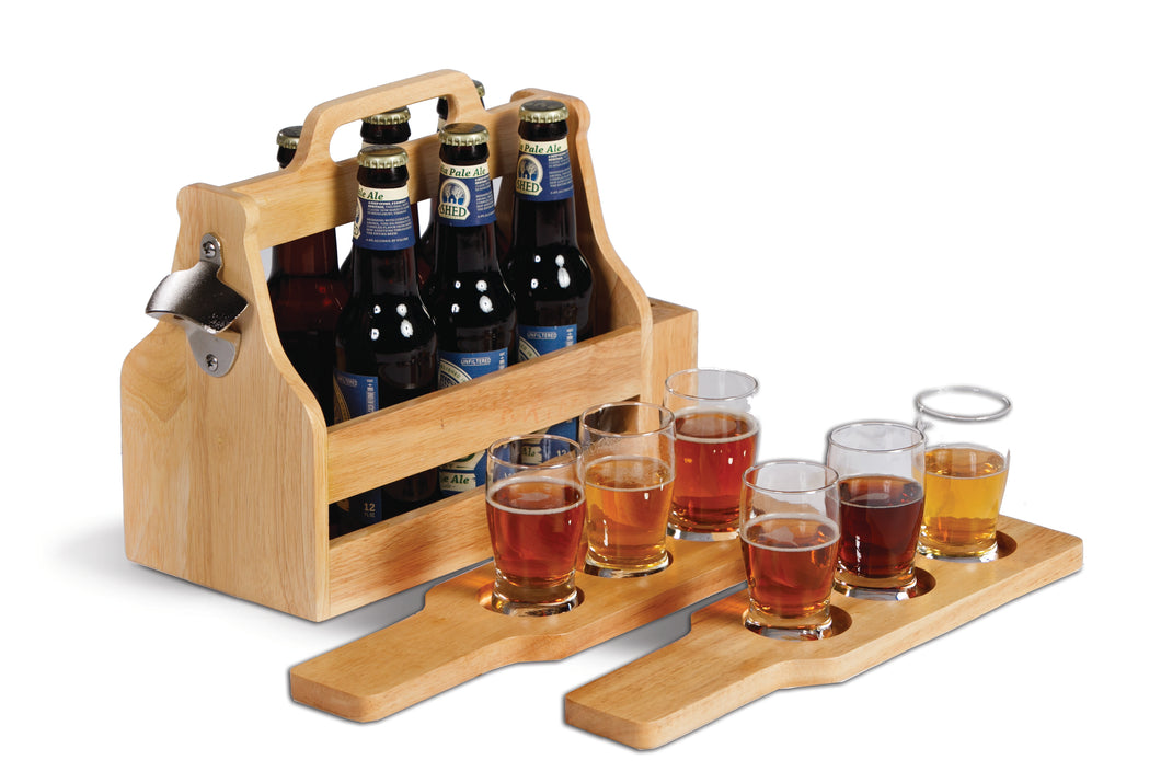 Beer Lover 6 Pack Holder from our Picnic Plus line