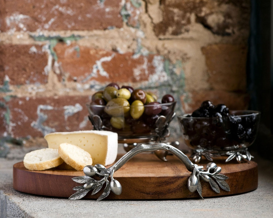 Cheese Tray - Olive Branch from Vagabond House