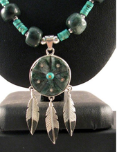 Native American Comanche Made Medicine Necklace - Native American Jewelry