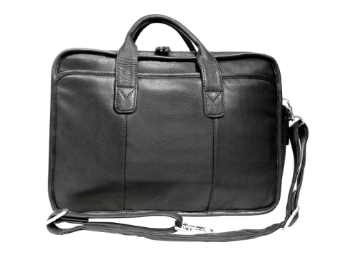 Glacier Canyon Slim-Line Briefcase by Canyon Leather