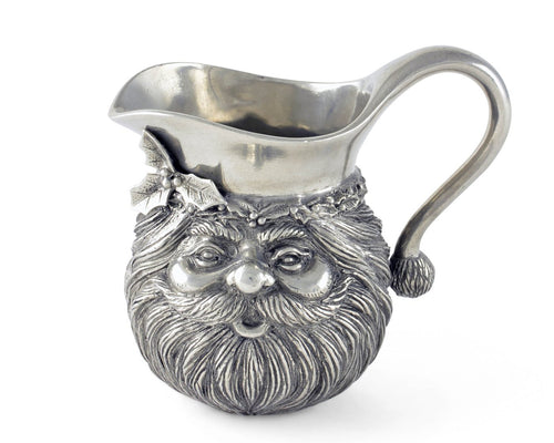 Vagabond House Santa Creamer - Holiday Collection