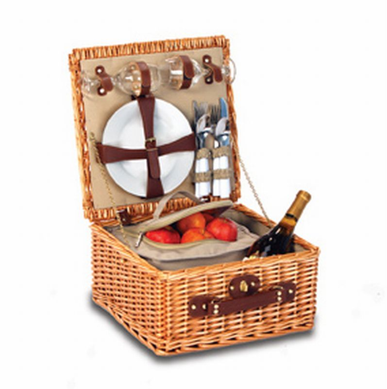 Baxter 2 Person Picnic Basket from our Picnic Plus line