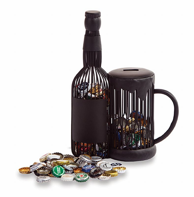 Beer Mug Cap Caddy from our Picnic Plus line