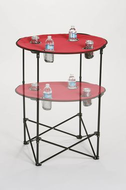 Touchdown Tailgate Table from our Picnic Plus line