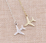 Airplane Fashion Necklace