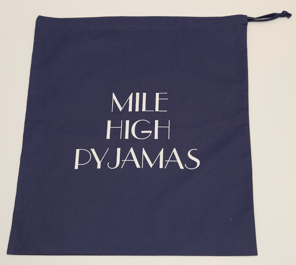 """MILE HIGH PYJAMAS""  Bunk Rest Bag"