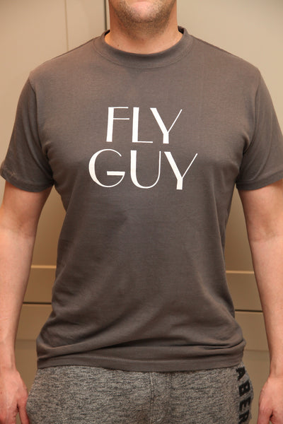 """FLY GUY""Short sleeved Tee"