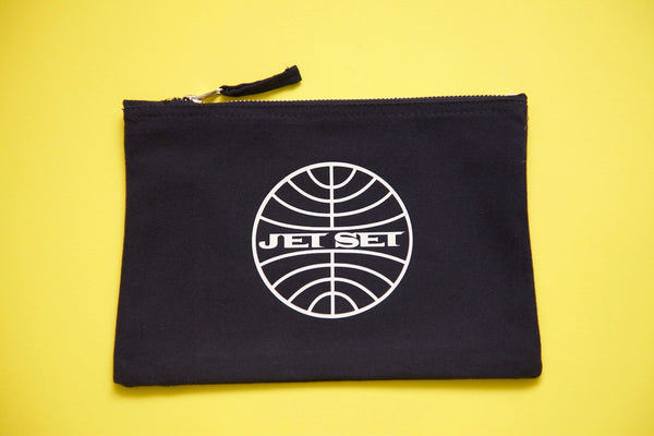 JET SET  Make  up bag (Navy)
