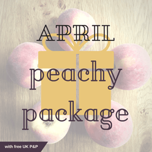 APRIL peachy package - Peachy Packages