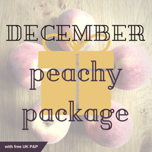 DECEMBER peachy package - Peachy Packages