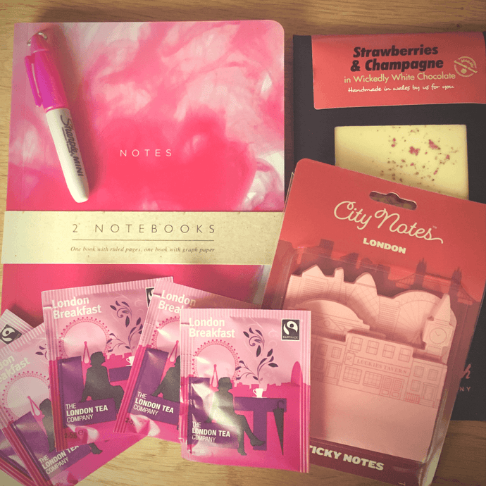 December Little Peachy Package with free UK P&P