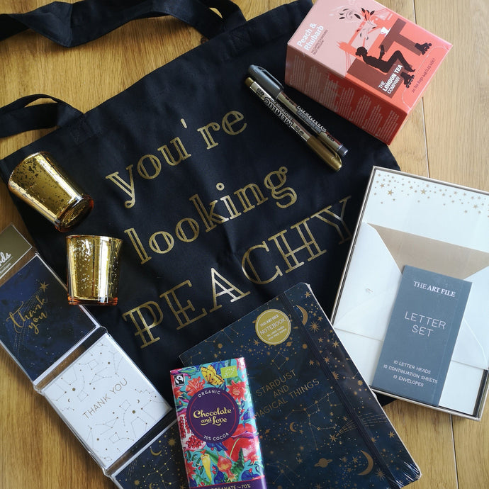 August 2018 Peachy Package with free UK P&P