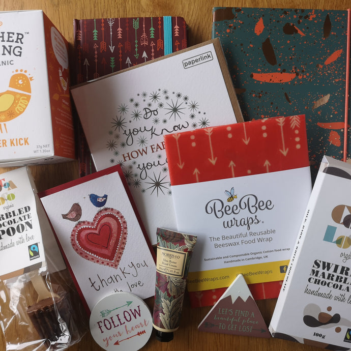 September Peachy Packages Subscription Box with free UK P&P