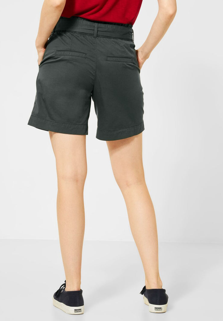 Street One - Paperbag papertouch shorts